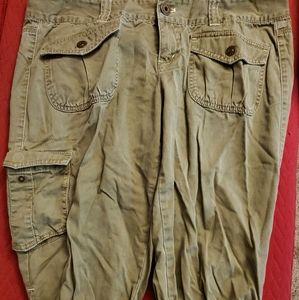 DKNY active cargo pants